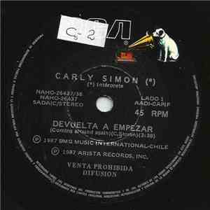 Carly Simon - Devuelta A Empezar / Coming Around Again download mp3 flac