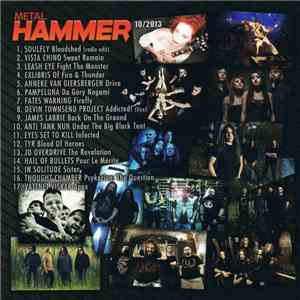 Various - Metal Hammer 10/2013 download mp3 flac