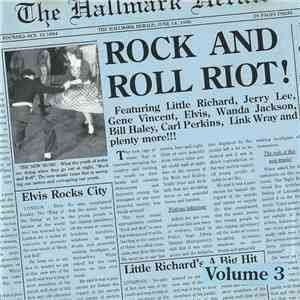 Various - Rock And Roll Riot Volume 3 download mp3 flac